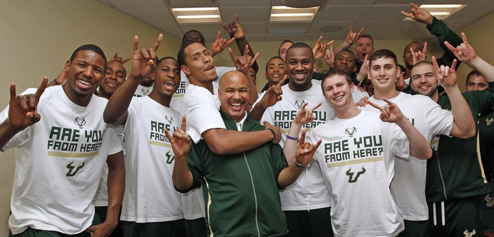 2012-2013: Stan Heath's Regime #54 South Florida: College Basketball Countdown   By Scott Shirely