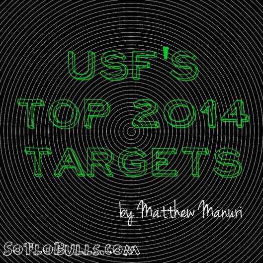 USF's Top 2014 Targets | by Matthew Manuri | SoFloBulls.com |