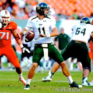 Here it is: Matt Floyd is USF's starting QB by Greg Auman   SoFloBulls.com  