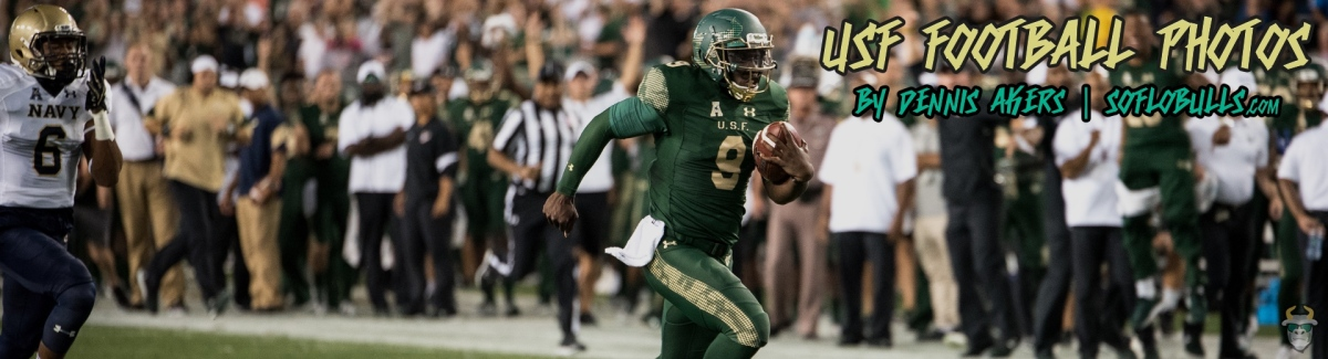 USF Football Photos