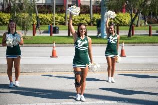 FSU vs USF 2016 6 - Cheerleaders 1 by Dennis Akers (5503x3674)