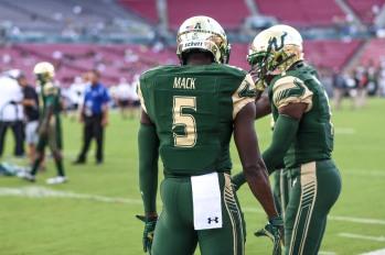 USF RB Marlon Mack