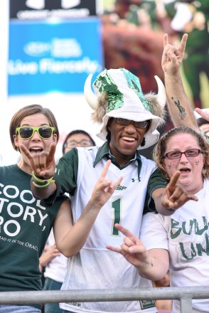 USF Student Section