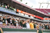 USF Crowd vs. NIU
