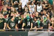 USF Crowd vs. NIU 2016