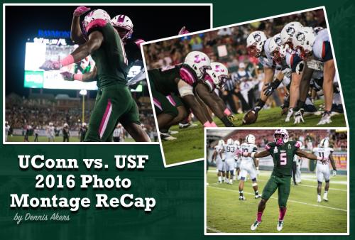 2016 UConn vs. USF Photo Montage ReCap II by Matthew Manuri   SoFloBulls.com (960x649)