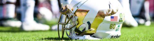 2016 USF Bulls Football New White Helmets vs FSU Header Image by Matthew Manuri | SoFloBulls.com CROPPED (960x260)