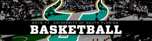 2016-17 USF Bulls Men's Basketball Header Image by Matthew Manuri | SoFloBulls.com (1920x520)