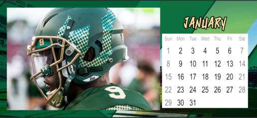 📅 Order Your 2017 SoFloBulls USF Football Calendar Securely on Paypal Now!