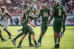 72 - USF vs. UCF 2016 - USF LS Alex Salvato Jalen Spencer Tyre McCants #WarOnI4 by Dennis Akers | SoFloBulls.com (5241x3499)