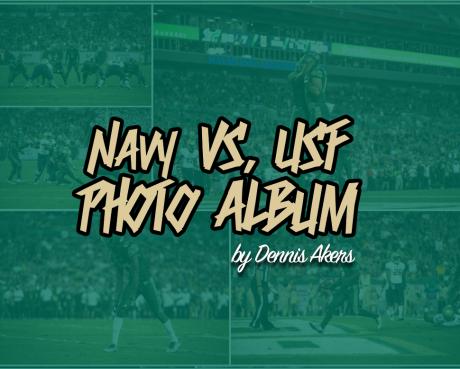 No. 22 Navy vs. USF 2016 Photo Album by Dennis Akers | SoFloBulls.com