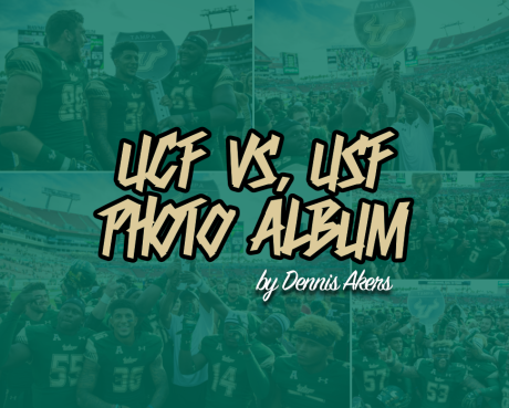 #WarOnI4 UCF vs. USF 2016 Photo Album by Dennis Akers | SoFloBulls.com