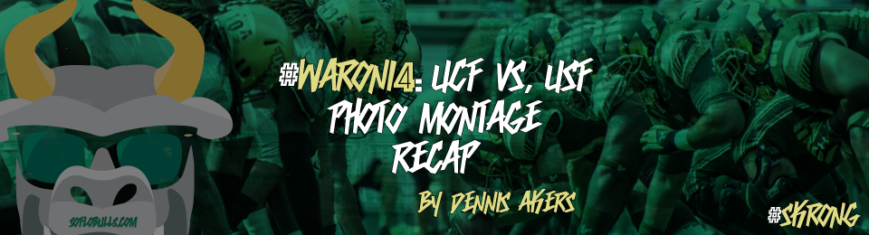 📌 UCF vs. USF 2016 Football Game Photos by Dennis Akers