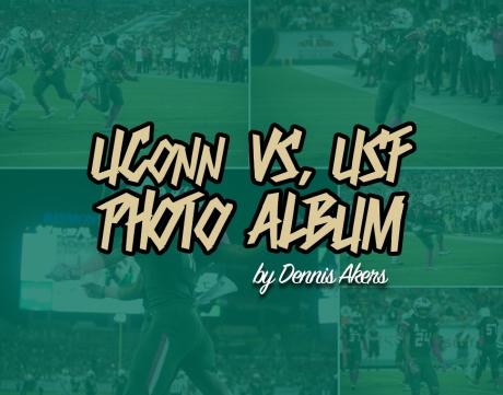 UConn vs. USF 2016 Photo Album by Dennis Akers | SoFloBulls.com