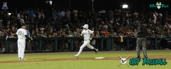 2017 USF Bulls Baseball | The Road to Omaha Facebook Cover Image by Matthew Manuri | SoFloBulls.com (3568x1462)