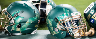 New 2016 USF Helmets for No. 22 Navy Facebook Cover Image by Dennis Akers | SoFloBulls.com (3568x1462)