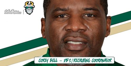 Strong Adds Defensive Backs Coach/Recruiting Coordinator in Corey Bell | SoFloBulls.com