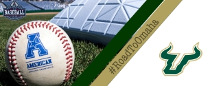 USF Baseball #RoadToOmaha Facebook Cover Photo by Matthew Manuri (3568x1462)