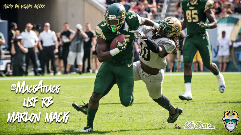 🎥 SoFloBulls.com 2016 USF Football Highlights Series: #MackAttack RB Marlon Mack