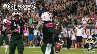 #Glock9 South Florida QB Quinton Flowers Hype Clip for Highlights 2016 III by Matthew Manuri | SoFloBulls.com (1920x1080)