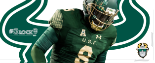 #Glock9 USF QB Quinton Flowers Highlights 2016 Facebook Cover Image by Matthew Manuri | SoFloBulls.com (3568x1462)v