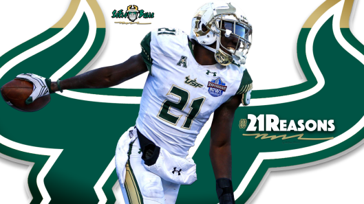 🎥 SoFloBulls.com 2016 USF Football Highlights Series: #21Reasons S Khalid McGee Article Featured Image | SoFloBulls.com
