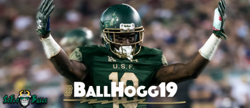 🎥 SoFloBulls.com 2016 USF Football Highlights Series: #BallHogg19 DB Ronnie Hoggins by Matthew Manuri