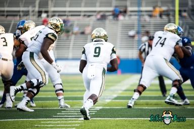 113 - USF vs. San Jose State 2017 - USF QB Quinton Flowers by Dennis Akers | SoFloBulls.com (5351x3572)