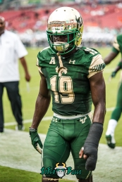 15 - Illinois vs. USF 2017 - USF DB Ronnie Hoggins by Dennis Akers | SoFloBulls.com (3914x5863)
