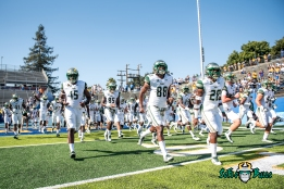 42 - USF vs. San Jose State 2017 - USF DE Vincent Jackson Kevaughn Dingle Trevon Sands by Dennis Akers | SoFloBulls.com (5453x3640)