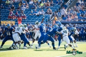 46 - USF vs. San Jose State 2017 - USF DE Mike Love Greg Reaves by Dennis Akers | SoFloBulls.com (5283x3527)