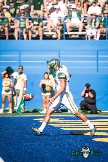 51 - USF vs. San Jose State 2017 - USF K Jonathan Hernandez by Dennis Akers | SoFloBulls.com (2196x3290)