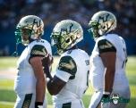 57 - USF vs. San Jose State 2017 - USF QB Quinton Flowers by Dennis Akers | SoFloBulls.com (5020x4016)