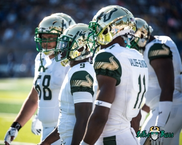58 - USF vs. San Jose State 2017 - USF QB Quinton Flowers Marquez Valdes-Scantling by Dennis Akers | SoFloBulls.com (5020x4016)
