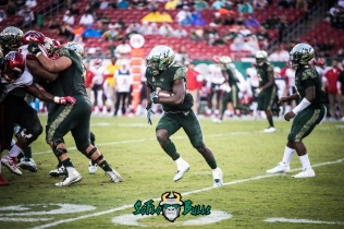 56 - USF vs. Houston 2017 - RB Darius Tice by Dennis Akers | SoFloBulls.com (6016x4016)