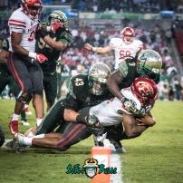 62 - USF vs. Houston 2017 - LB Auggie Sanchez Deatrick Nichols by Dennis Akers | SoFloBulls.com (3521x3521)