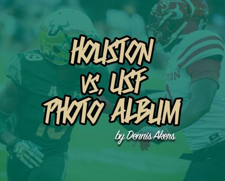 Houston vs USF 2017 Photo Album by Dennis Akers | SoFloBulls.com